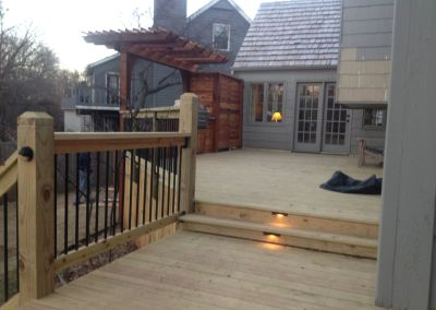 Wilson Treated Deck (1)